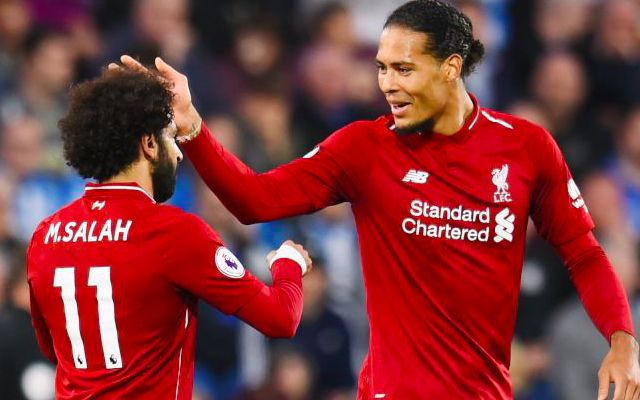 Liverpool set phenomenal defensive record with Huddersfield win