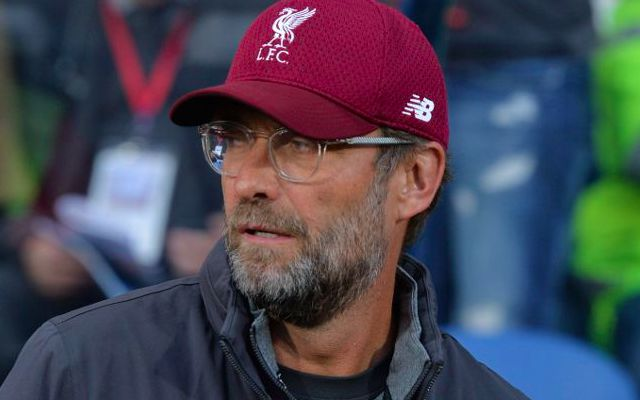 Klopp bizarrely encourages international call-up for Liverpool star