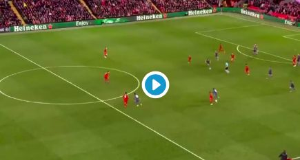 (Video) Joe Gomez shows insane recovery pace vs. Red Star; fans left drooling over defender
