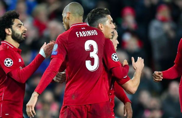 Fans come up with hilarious 'Red Star trying to get past Fabinho' reactions