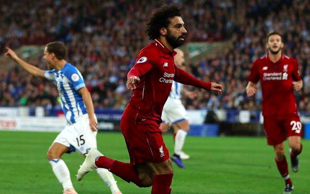 Huddersfield Town vs Liverpool – Mo Salah back on the scoresheet
