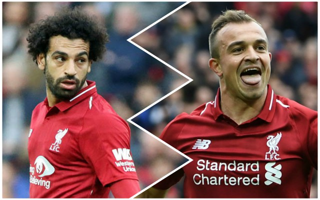 'Seriously?', 'Shaqiri for me': Reds fans disagree with Salah getting MOTM