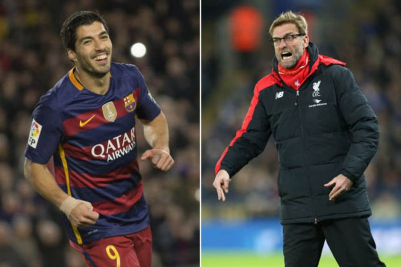 Luis Suarez gives rumoured Liverpool target advice