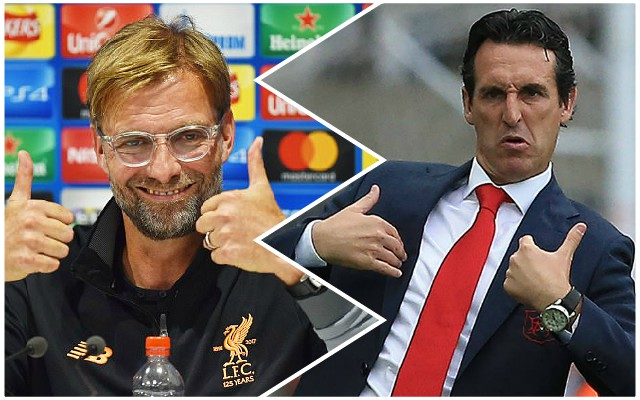 Klopp names the four clubs who can win the Premier League – with one shock inclusion
