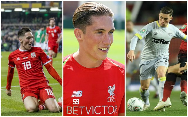 Harry Wilson and his long overdue spell in the spotlight