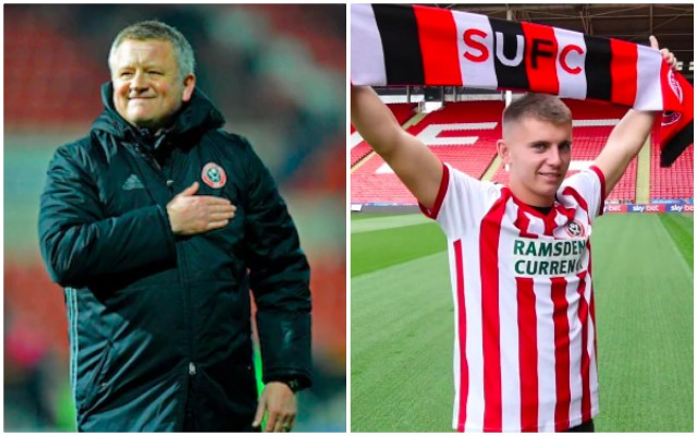 Sheffield United explain what's gone on with Ben Woodburn