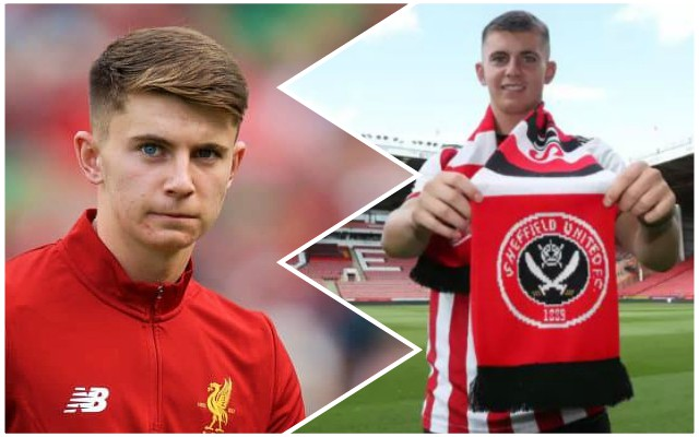 Why Ben Woodburn has struggled at Sheffield United