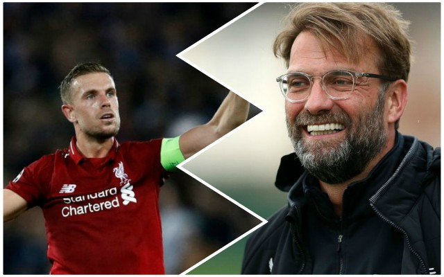 "Henderson dismisses Liverpool criticism as ""nonsense"""