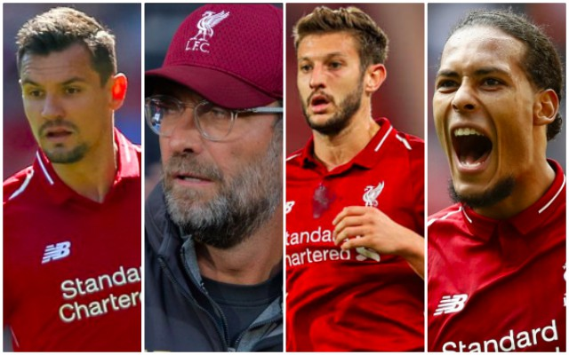 Klopp hints at 5th & 6th Liverpool captains as he explains how skipper voting went down