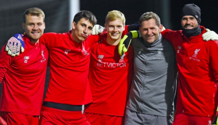Alisson: How I've helped John Achterberg & what I think of LFC's keepers