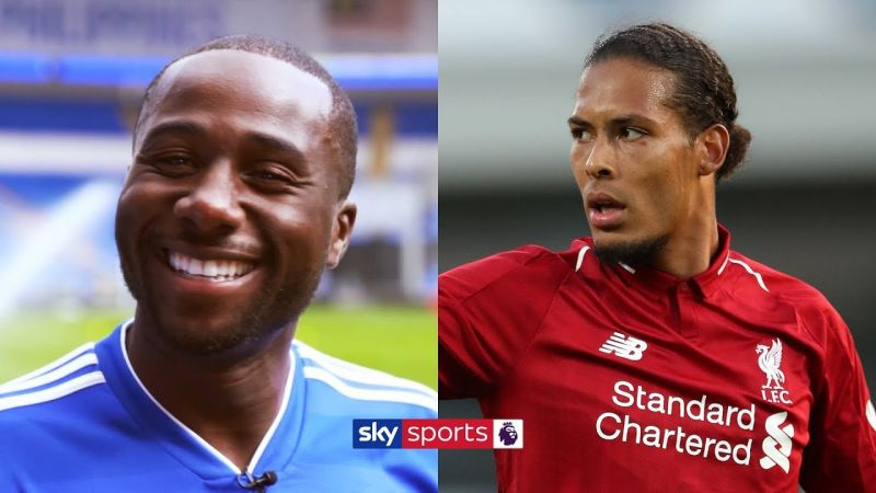 'You can beat this…' Van Dijk sends message to Sol Bamba, who has been diagnosed with cancer