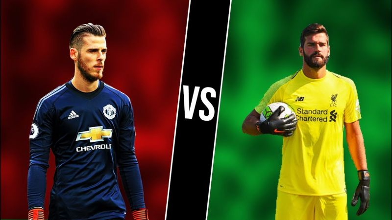 Alisson doesn't like ESPN's De Gea comparison on Twitter