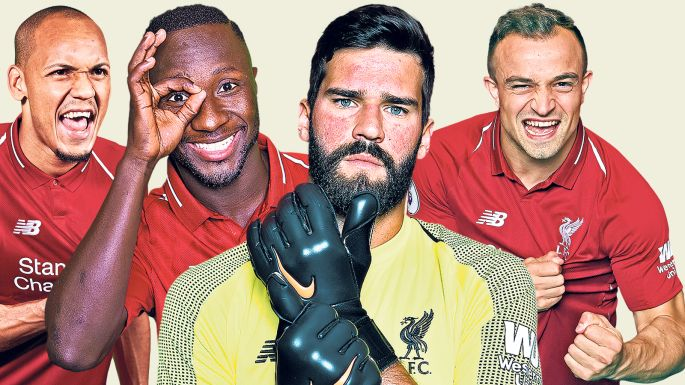 €104.9m: Shaq, Fabinho & Alisson's market value has soared compared to fees paid