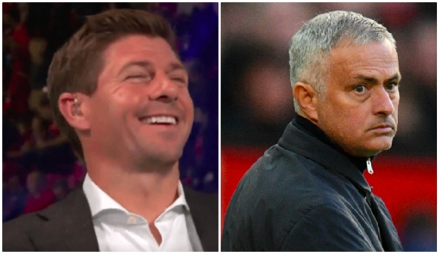 United fan wants Gerrard as manager and the replies are hilarious