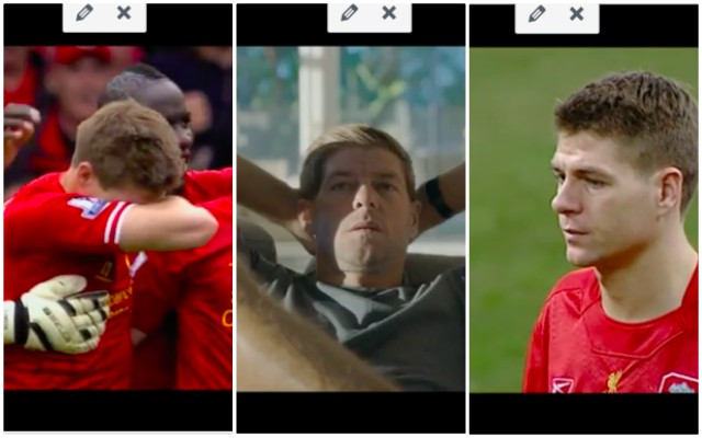 (Video) Trailer for new Steven Gerrard Film looks stunning & moving in equal measure