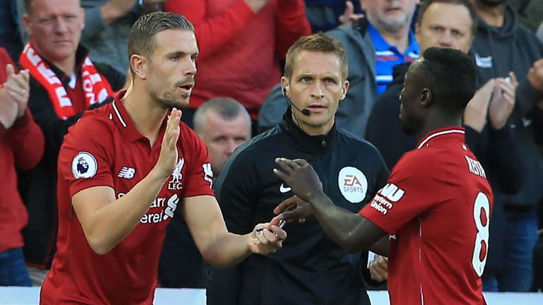 Jordan Henderson has nailed it on Naby Keita