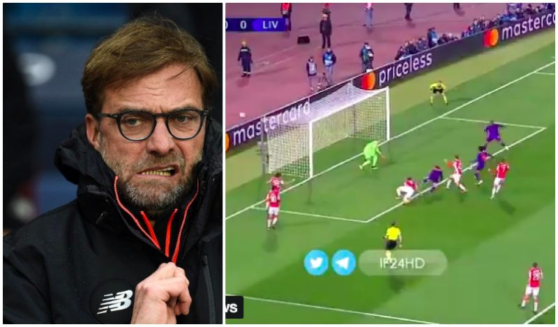 'Blood on his hands…' Some Liverpool fans react to horror miss