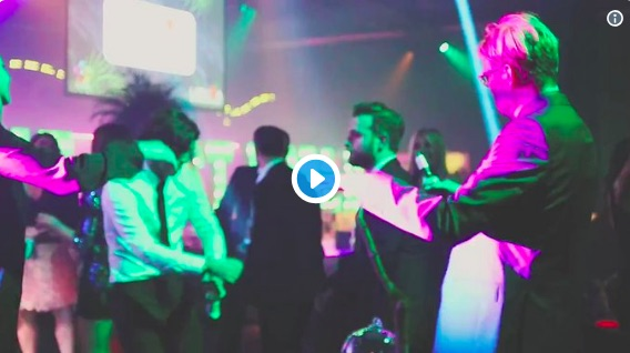 (Video) Dancing Klopp goes viral at Milner's Charity do