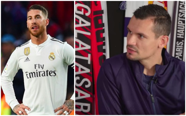 Ramos responds to Lovren's overrated jibes with subtle dig