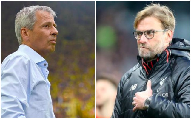 Liverpool in Bosman battle with Borussia Dortmund for DMC