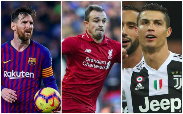 Shaqiri more naturally gifted than Ronaldo & could be LFC's best player – Thomas Fink