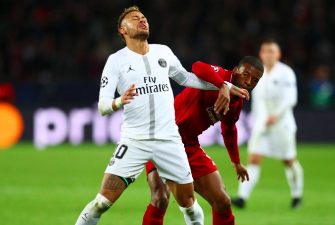 'Biggest cheat I've ever seen…' Twitter explodes at ludicrous Neymar