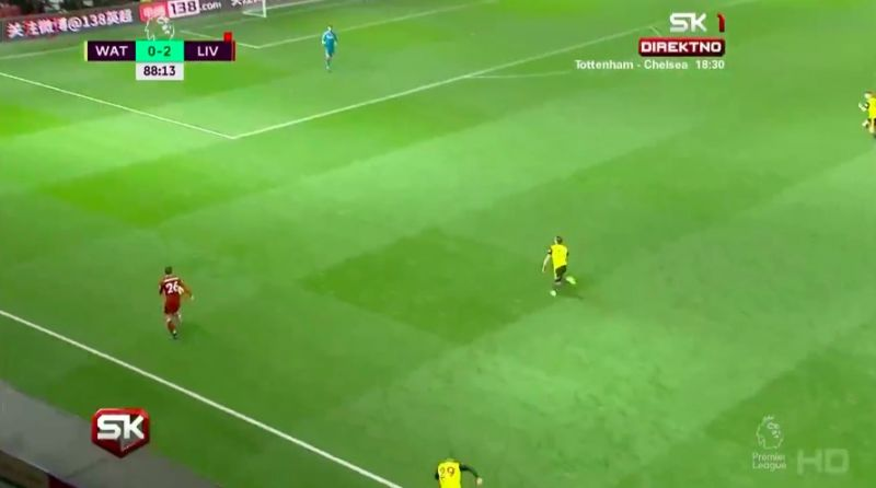 (Video) Firmino ends goal drought, but Andy Robertson needs to take a bow