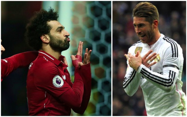 'Build him a statue…' Reds love what Harvey Elliott said about Sergio Ramos