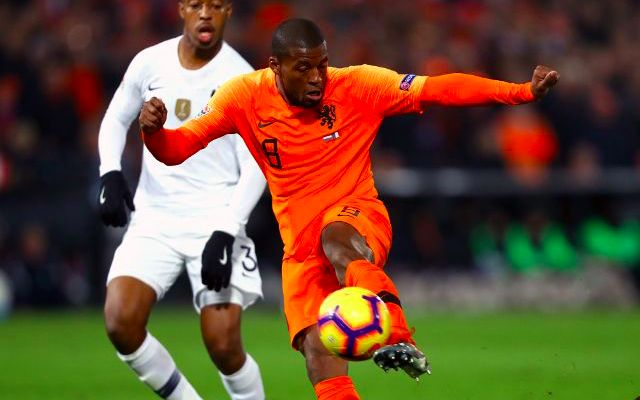 (Video) Watch Gini Wijnaldum boss France in midfield – one thing stands out