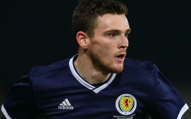 Celtic legend claims Kieran Tierney is better than Andy Robertson