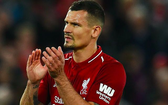 Gary Neville makes surprising comments on Dejan Lovren
