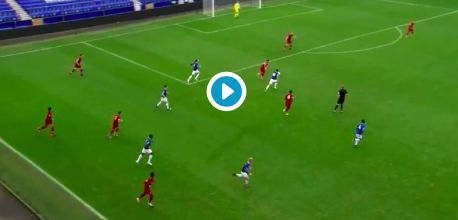 (Video) Look out for Ben Woodburn's glorious flick in Rafa Camacho goal move