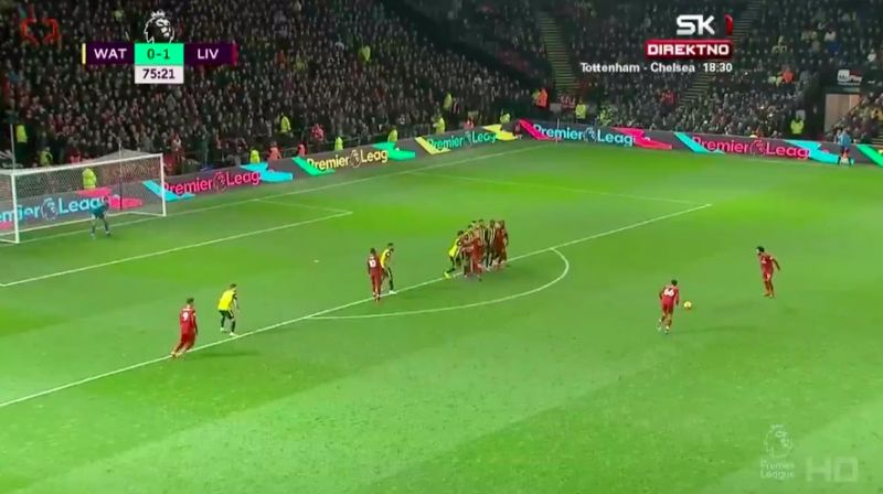 (Video) Trent bags Goal of the Month contender with wonder-strike from miles out