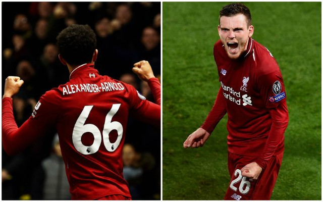 'Absolutely brilliant' – BBC pundit gushes over Liverpool duo after Watford win