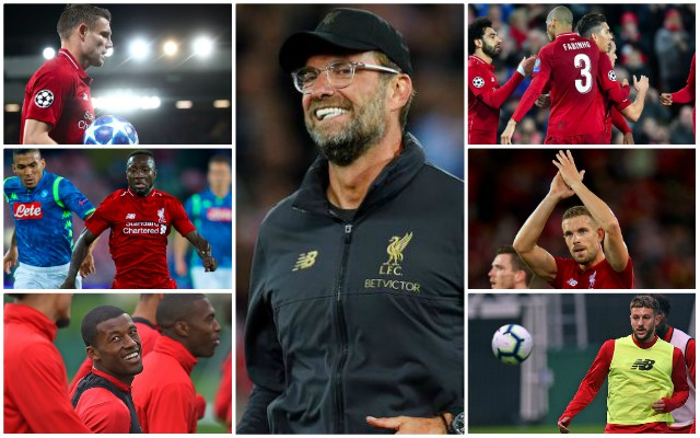 """It's probably the first time"" – Klopp handed rare boost vs. Fulham"