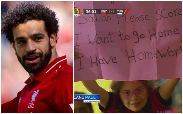 Mo Salah sends glorious apology to young Egypt fan after last-gasp winner