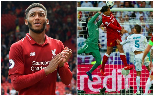'Up there with Varane' – Joe Gomez named one of world's best defenders