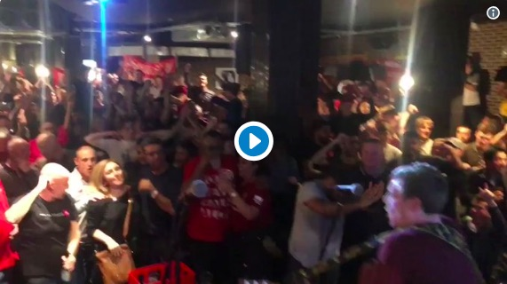(Video) Brilliant rendition of Virgil van Dijk song goes off in Paris 🎵