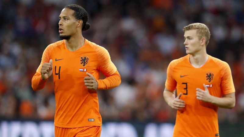 Agent Van Dijk speaks up Liverpool signing superb Dutch teammate🇳🇱
