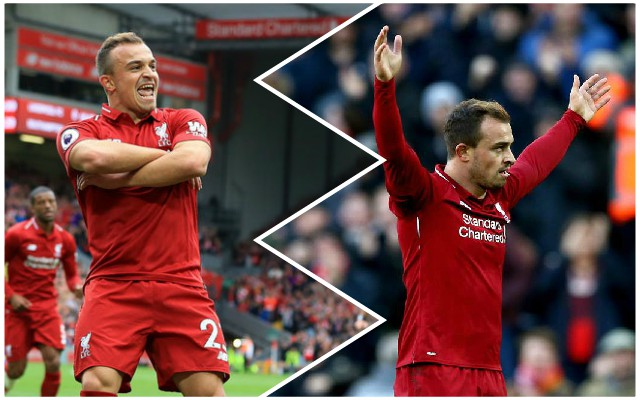 Shaqiri: I deserve more respect