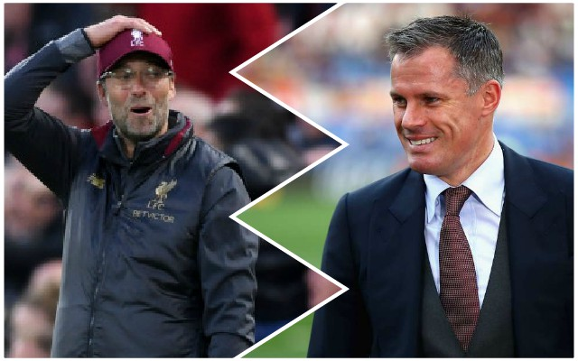 Carra: How Reds can win the league this season