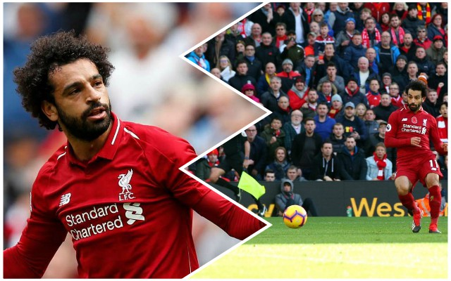 One season wonder? Reds fan's hilarious reactions as Salah scores again