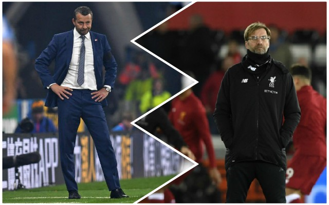 Klopp's classy message for Fulham boss Slavisa Jokanovic