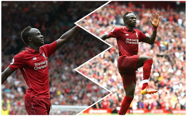 Emphatic Sadio Mane sets the ultimate goal for LFC's season