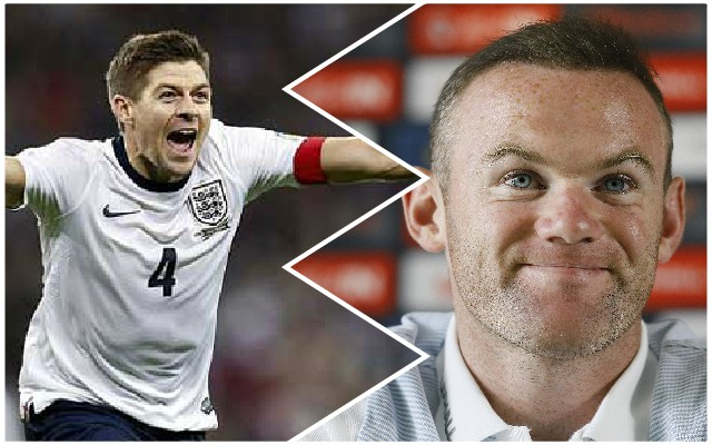 Rooney admits Gerrard was better than Scholes and Lampard