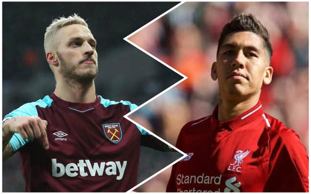 """Perfect signing"": Reds fans keen on Arnautovic as stats show Firmino similarity"