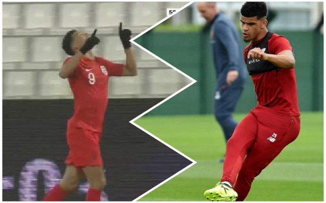 Watch: Dom Solanke scores twice for England U-21s against Italy