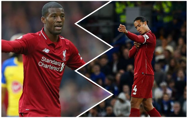 'Leader', 'Real difference': Wijnaldum opens up on the Reds teammate he loves