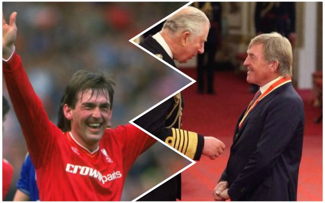 King Kenny's humble words as he receives well-deserved knighthood