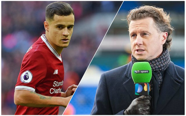 'Special' LFC man compared to Phil Coutinho
